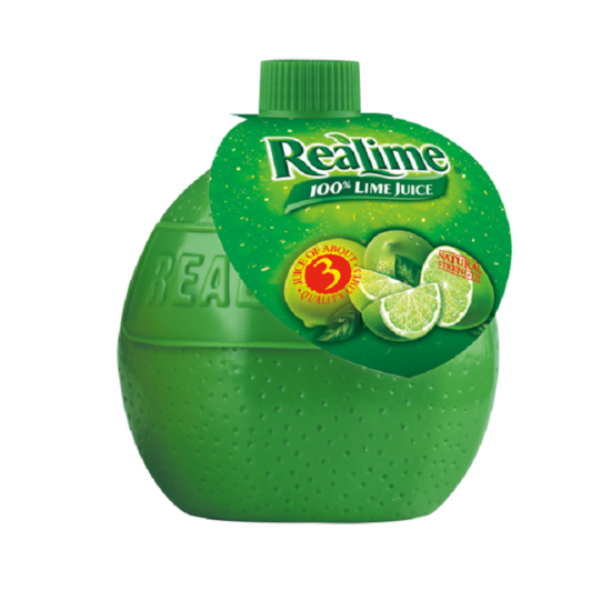 Real Lime Squeeze Juice 4.5oz