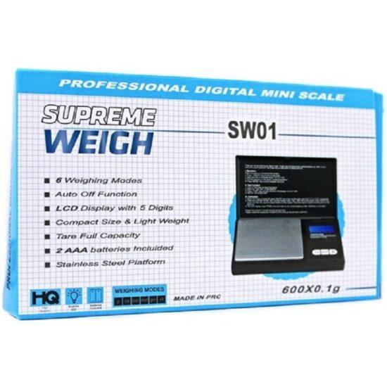 SUPREME WEIGH SW01