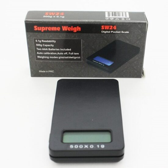 SUPREME WEIGH SW24