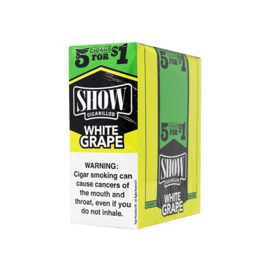 Show Cigarillos 5835