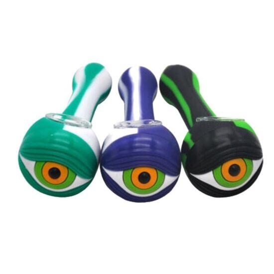 Silicon Eye Pipe