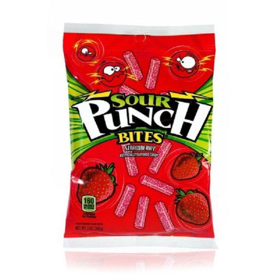 Sour Punch Strawberry Bites 5oz