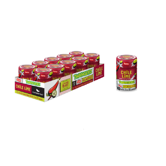 Twang Chile Lime Shaker 10ct