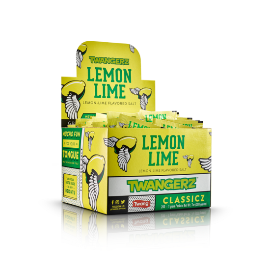 Twang Lemon Lime 200ct