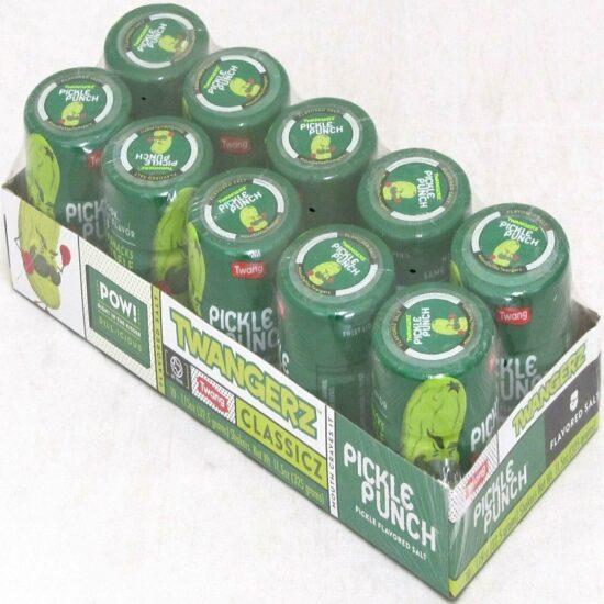 Twang Pickle Punch Shaker 10ct