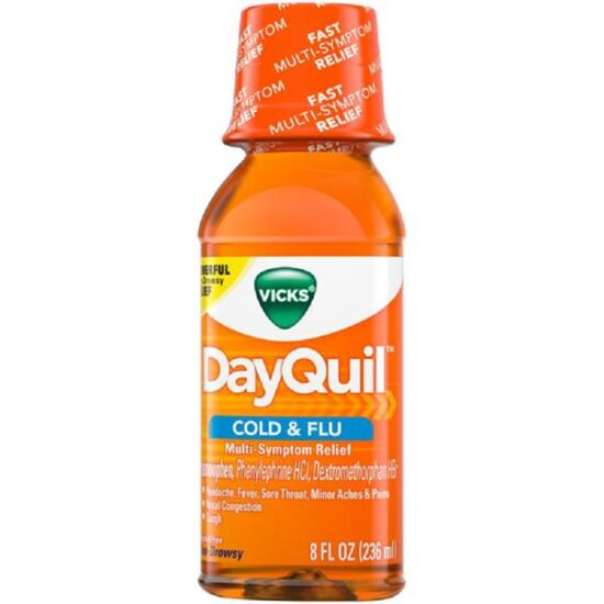 Vicks Dayquil Blister 6ct