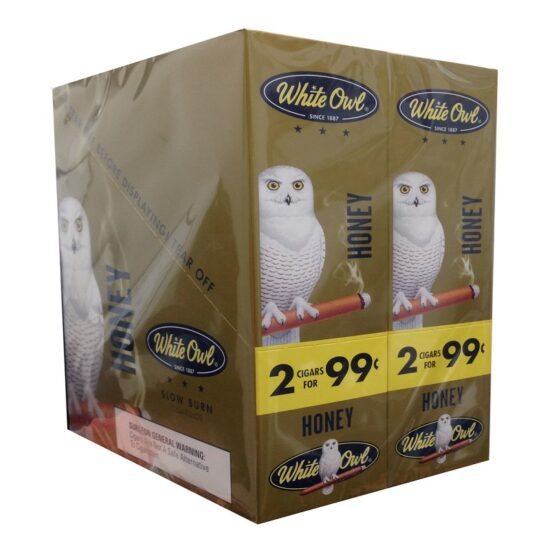 White Owl Honey