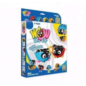 Wow Spin Elf 16 Pcs