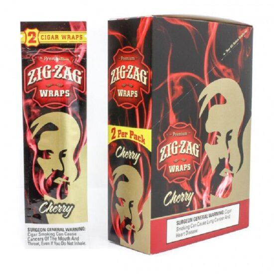 Zig Zag Wrap Cherry