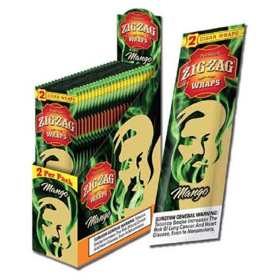 Zig Zag Wrap Mango