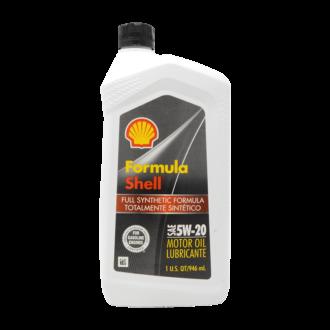 Formula Shell 5W-20 6ct