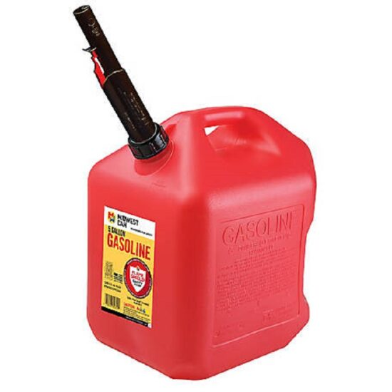 Gasoline Can 5 Gal
