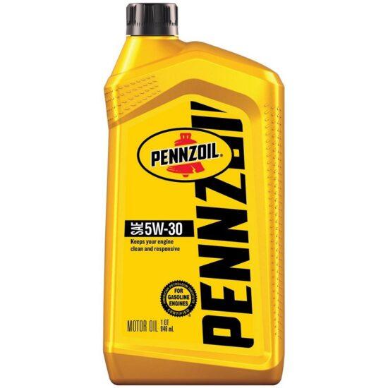 Pennzoil 5W-30 6ct 1qt