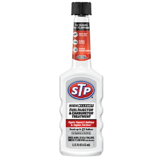 STP Fuel Injector Carburetor Treatment