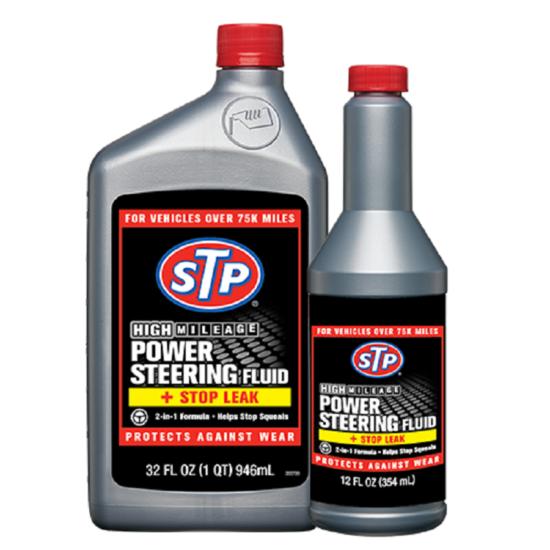 STP Power Steer & Stop Leak 6ct