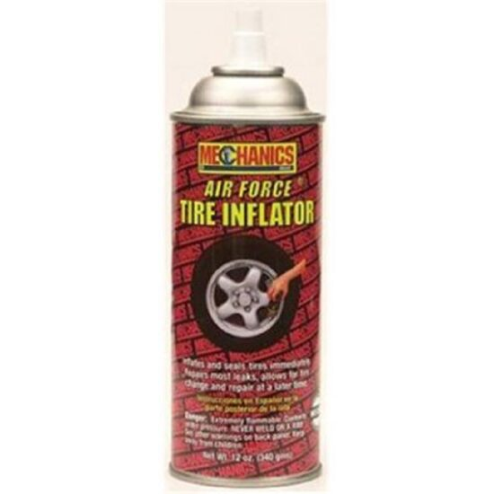 Tire Inflator With Cone 12ct
