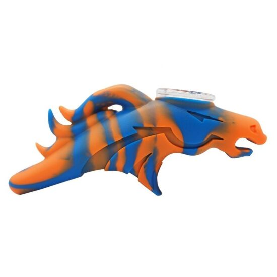 BRONCOS SILICONE HAND PIPE