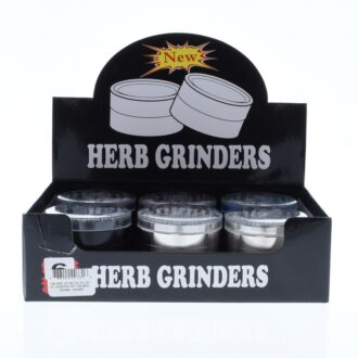 HERB GRINDER 6CT