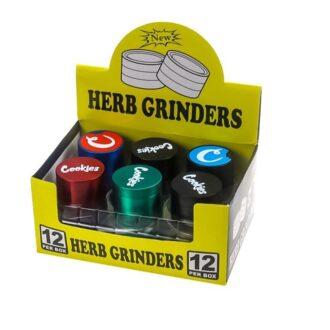 HERB GRINDERS 12CT