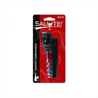 SALUTE POCKET CORKSCREW