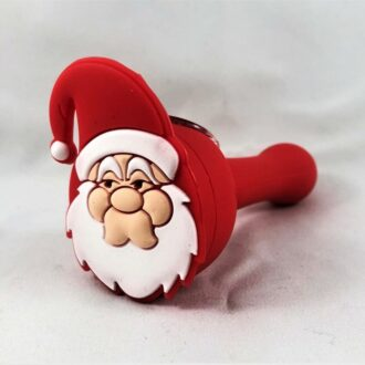 SANTA CLAUS SMOKING PIPE