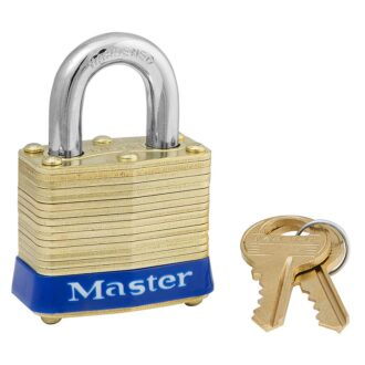 TOOL MASTER 40MM LAMINATED LOCK