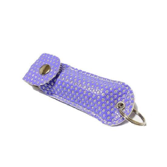 1/2OZ KEYCHAIN SPRAY W/PURPLE BLING