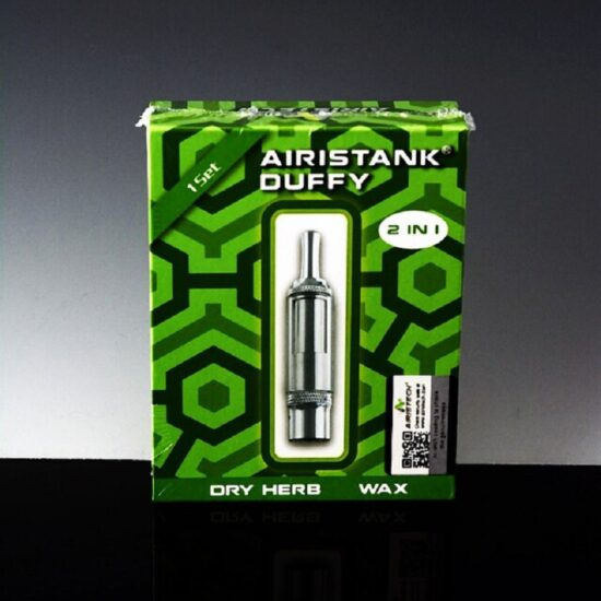 Airistank Duffy Dry Herb 2in1
