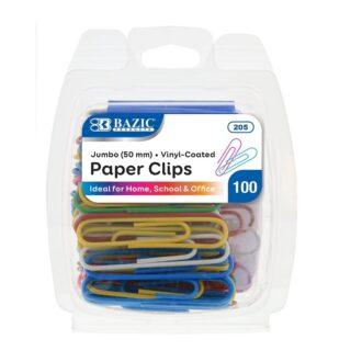 BAZIC JUMBO PAPER CLIPS