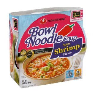 BOWL NOODLE SPICY SHRIMP 3.17OZ/16