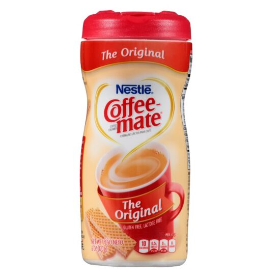 CARNATION COFFEE MATE 6OZ