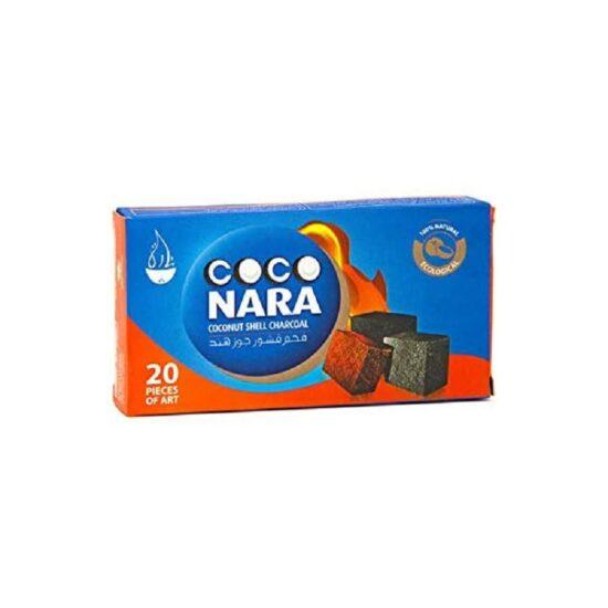 COCO NARA CHARCOAL 20CT