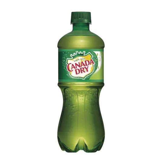 Canada Dry Soda 20oz 24ct