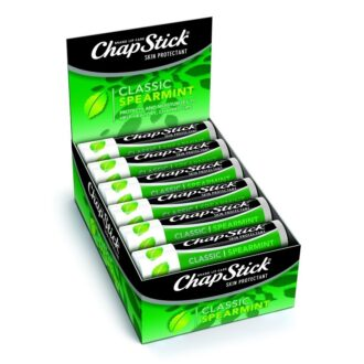 Chapstick Spearmint 12 ct