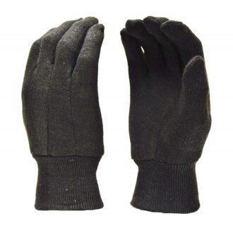Cotton Jersey Working Gloves 12 Ct