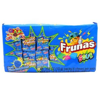 FRUNAS SOUR BLUE RASPBERRY 48CT