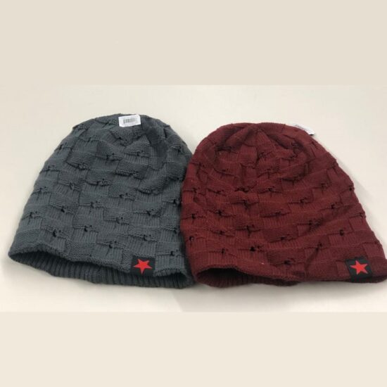 Fashion Knitted Hat for Men 1