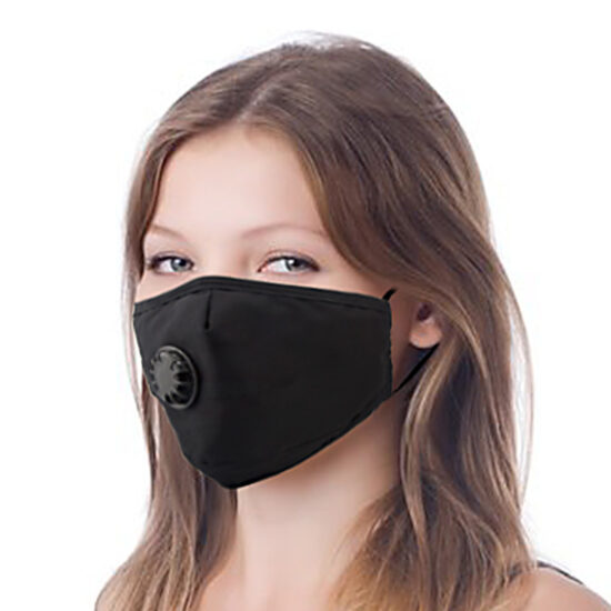 Fashion Mask With Filter
