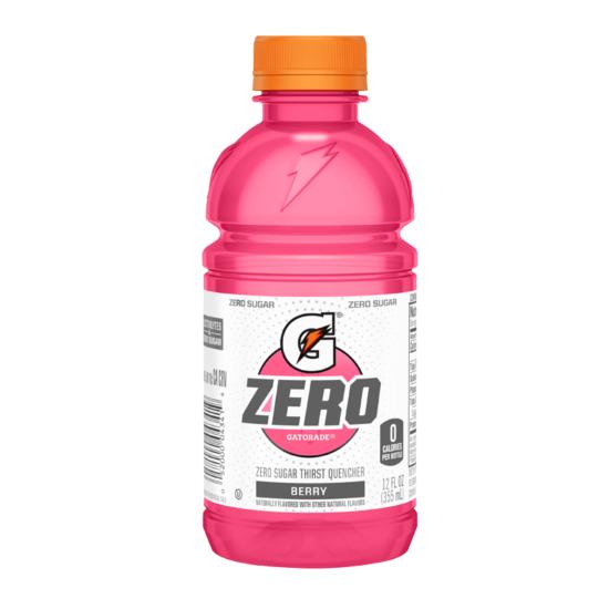 Gatorade Zero Berry 28oz 15ct