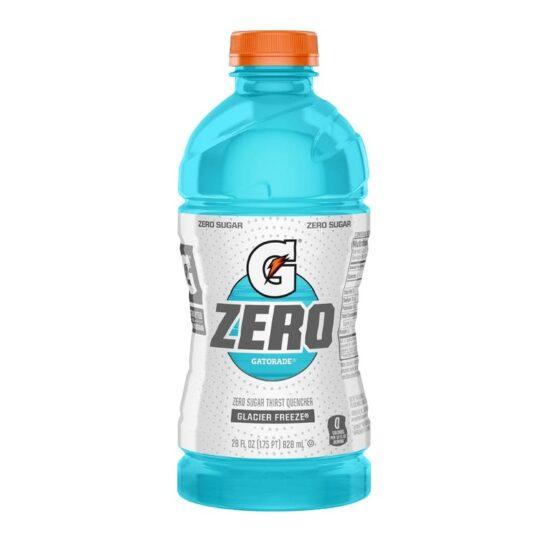 Gatorade Zero Glacier Freeze 28oz 15ct