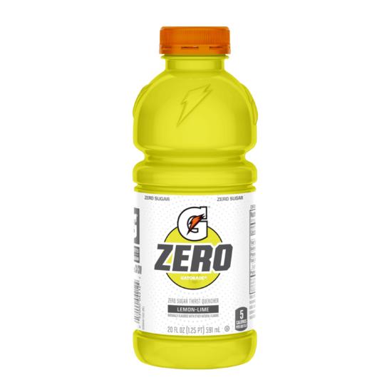 Gatorade Zero Lemon Lime 28oz 15ct