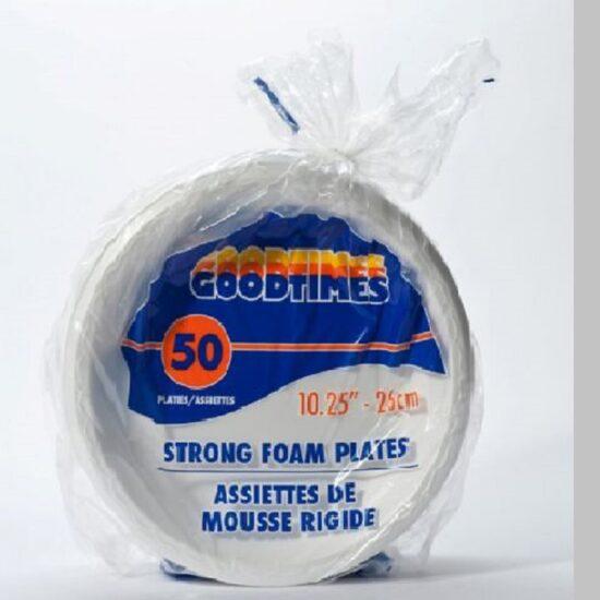 "Good Times ""' Plates 25 Ct"
