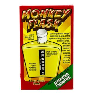 MONKEY FLASK 3.5OZ
