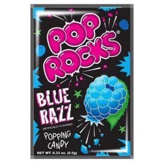 POP ROCKS BLUE RAZZ 0.33OZ