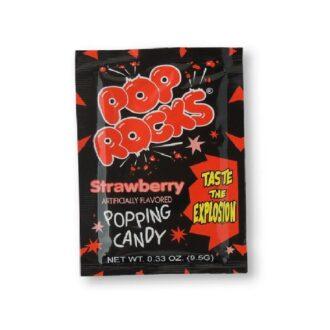 POP ROCKS STRAWBERRY 0.33OZ