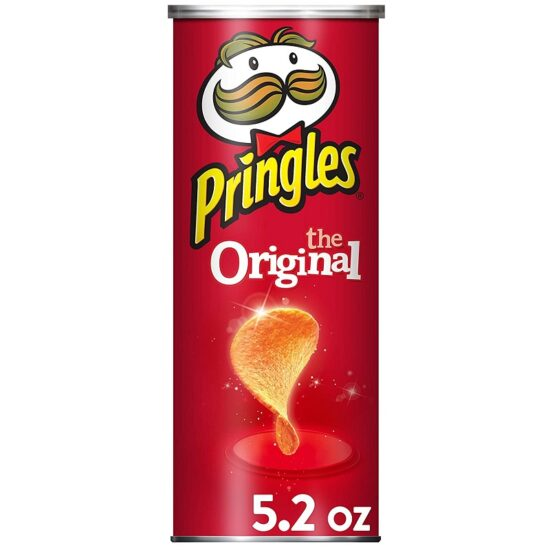 PRINGLES ORIGINAL 5.5OZ 14CT