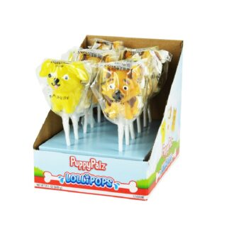PUPPY PALZ LOLLIPOPS