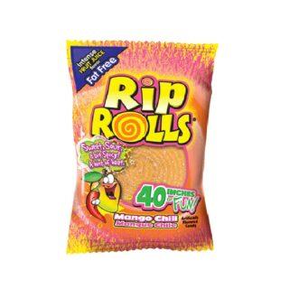 RIP ROLLS MANGO CHILLI CANDY 1.4OZ 24PK