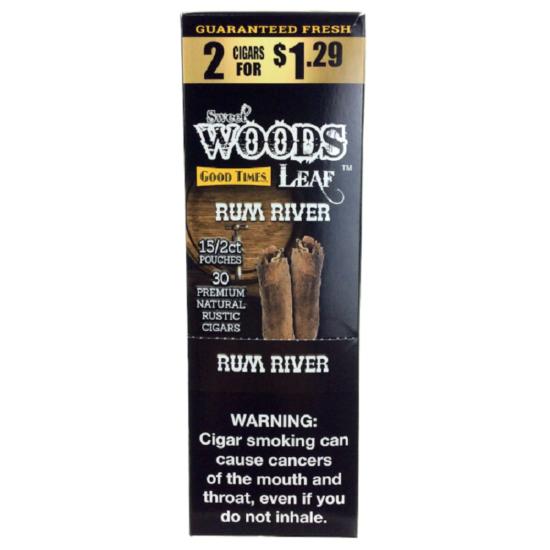SWEET WOODS 2F1.29RUM RIVER 15/2CT