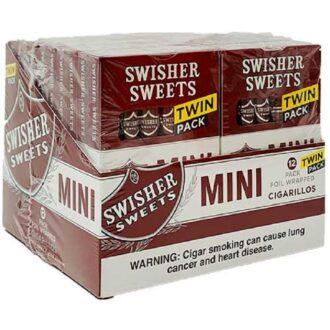 SWISHERS SWEETS TWIN MINI